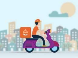 Vaga pra entregador com moto