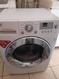 Vendo maquina lava e seca LG 8,5kl revisada e com garantia