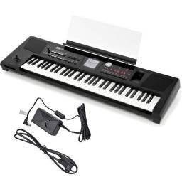Bk5 Roland c/ritmos brasil lindo parcelo cartão/ML faço brik Yamaha,Korg,Casio