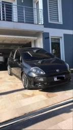 Fiat Punto Blackmotion 2015 Completo + Teto Solar