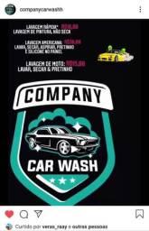 Company car Wash lavação automotivo