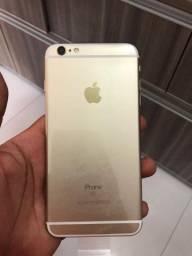 IPhone 6s plus 64 GB  sem marcas de uso  completo acompanha capinha é pelicula