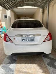 Nissan versa SL 1.6 aut. 19/20 apenas 3 mil km rodado R$64.800