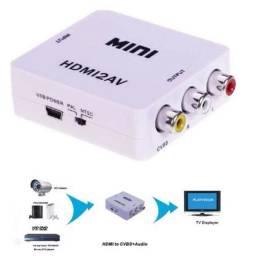 HDMI Av conversor