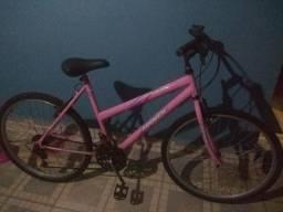 Bicicleta aro 26' revisada