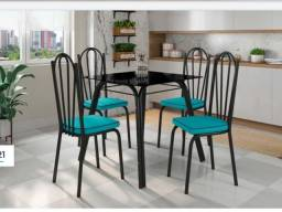 Mesa 4 Cadeiras