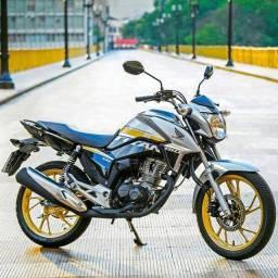 Honda CG - Assumo financiamento