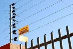Instalação de Cercas Elétricas e Alarmes