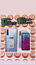 Redmi Note 8 - 64 GB Lacrado (Três Lagoas)