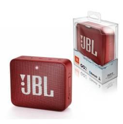 Caixa de Som Bluetooth JBL Go 2 nova na caixa