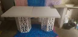vendo essas mesas são 4pessas