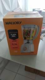 Liquidificador Mallory novo