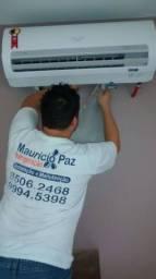 MP Climatização Instalação e Manutenção de Ar Condicionado