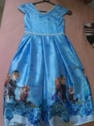 Vendo vestido da Frozen