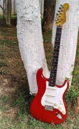 Guitarra Squier Stratocaster Made In Japan Ano 1993 FujiGen