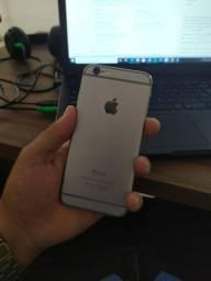 iPhone 6 16 gb bem conservado biometria of bateria nova