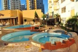 Suíte flat mobiliado a venda no Condomínio Thermas Place em Caldas Novas Goiás
