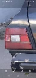 Lanterna traseira da caravan