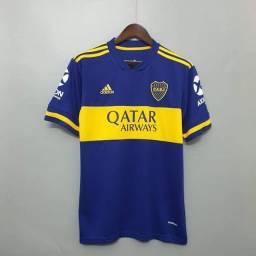 Camisa Boca Juniors 20/21 - Aceito Cartões