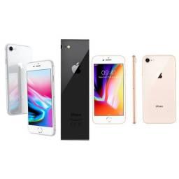 iPhones 6 6s 7 plus 8 de vitrine valores na descrição
