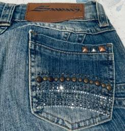 Calça Sawary Jeans