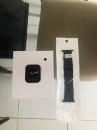 Smartwatch W26 + pulseira milanesa aceito cartão!