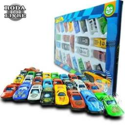 Carrinhos roda livre ark toys 25 und