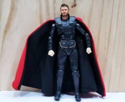 Action Figure Thor - Marvel Guerra Civil - Aceito Cartão