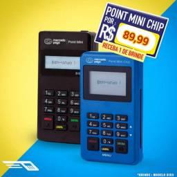 Máquina Point chip + Point mini (BRINDE)