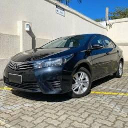 Corolla GLI (GNV 5ª) + Ent: R$ 20.000 + 48x R$1350