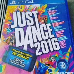 Jogo Just dance 2016 para PS4