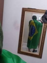 BANDEIRA DO BRASIL GRANDE 140Mx100M/ 100%poliéster