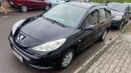 Peugeot 207 sw / financia sem entrada