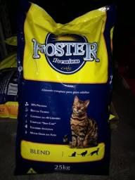 Ração Foster Cats Blend 25Kg - Gato
