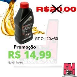 Óleo GT Oil 20w50