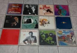 VINIL- LOTE C/12 LP'S/BILY JOEL/SIMPLE MINDS/NEWODER/CHICAGO ×