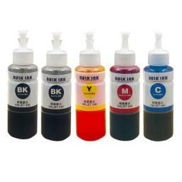Refil Tinta compatível Impressoras Epson Canon e Hp