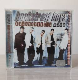 CD Backstreet Boys - Backstreet's Back