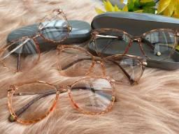 Óculos , Armação Cristal