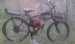 Vendo ou troco Bike motorizada 4 tempos