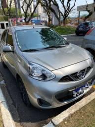 Nissan march 1.0 flex 2018/2019 (Midia digital original Nissan)