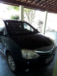 Etios hatch top 2013