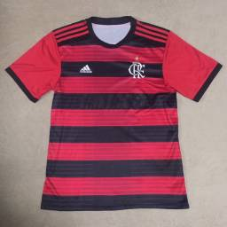 Camisa do Flamengo- home 18/19