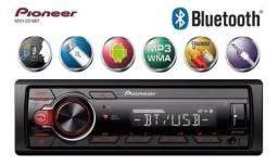 Som Bluetooth Pioneer 12x sem Juros
