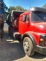 Caminhão caçamba R$57.000