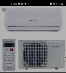 Ar condicionado Mitsuo 3 meses de uso