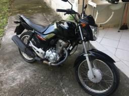 Moto 160 start