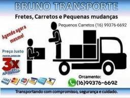 Carreto transportes com Pick up