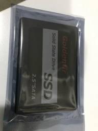 SSD 128gb novo lacrado