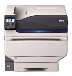 Impressora Laser Color Okidata C911